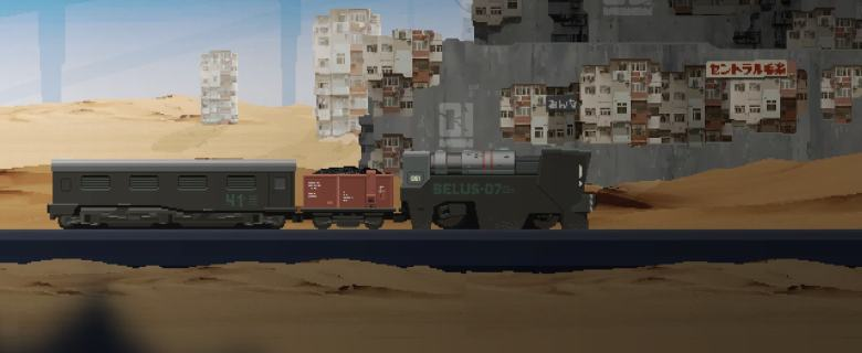 The Final Train Screenshot