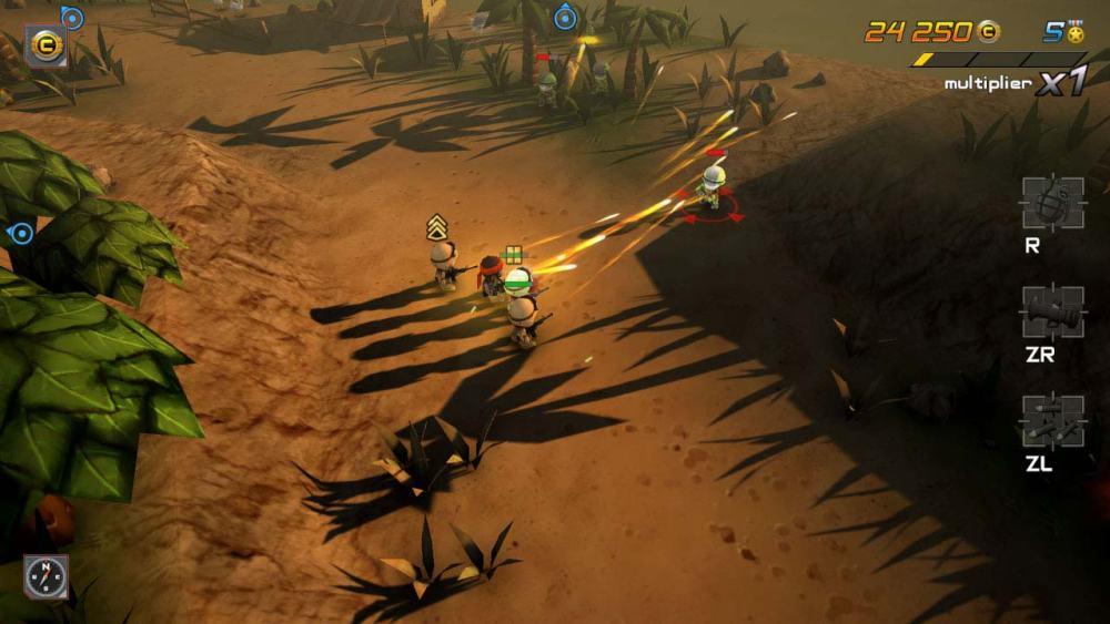 Tiny Troopers Joint Ops XL Review Screenshot 1