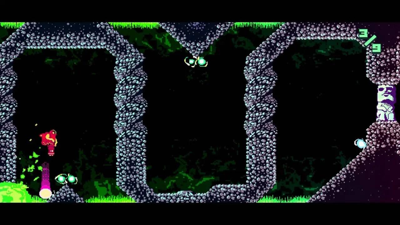 ATOMIK: RunGunJumpGun Review – Switch – Nintendo Insider