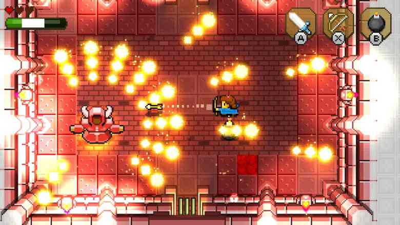 Blossom Tales: The Sleeping King Review Screenshot 2