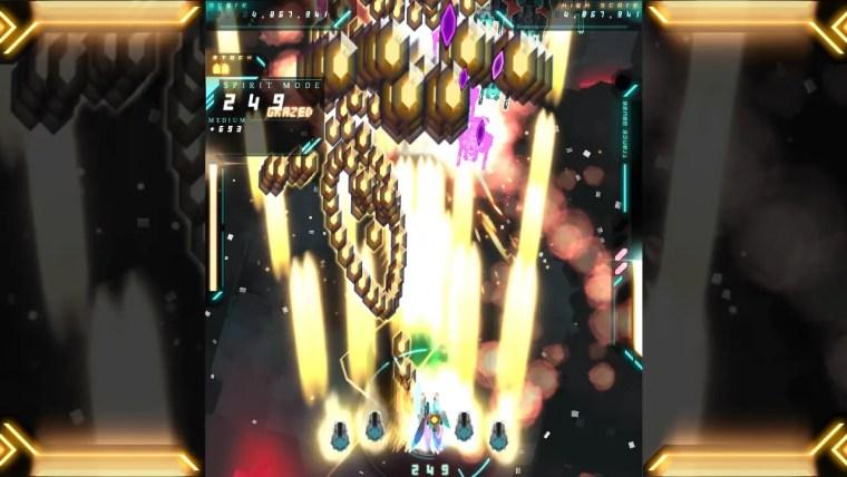 Danmaku Unlimited 3 Review Screenshot 2
