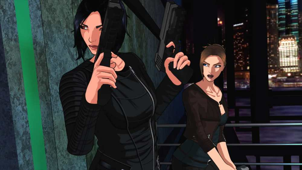 Fear Effect Sedna Review Screenshot 1