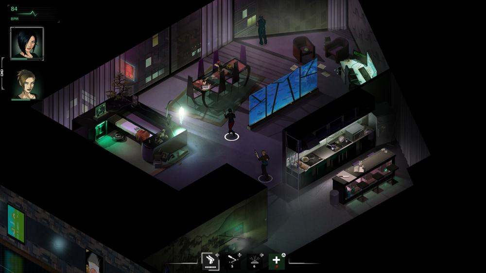 Fear Effect Sedna Review Screenshot 2