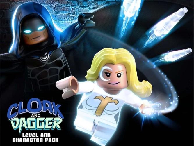 LEGO Marvel Super Heroes 2 Cloak And Dagger DLC Pack Image