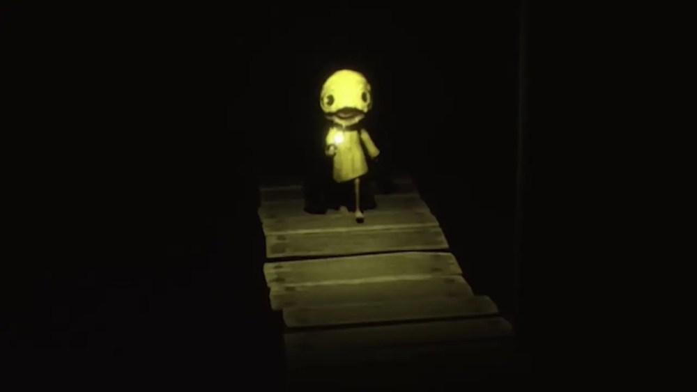 Little Nightmares Complete Edition Pakku Mask Screenshot