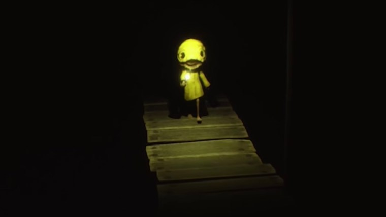 Little Nightmares Complete Edition Pakku Mask Screenshot