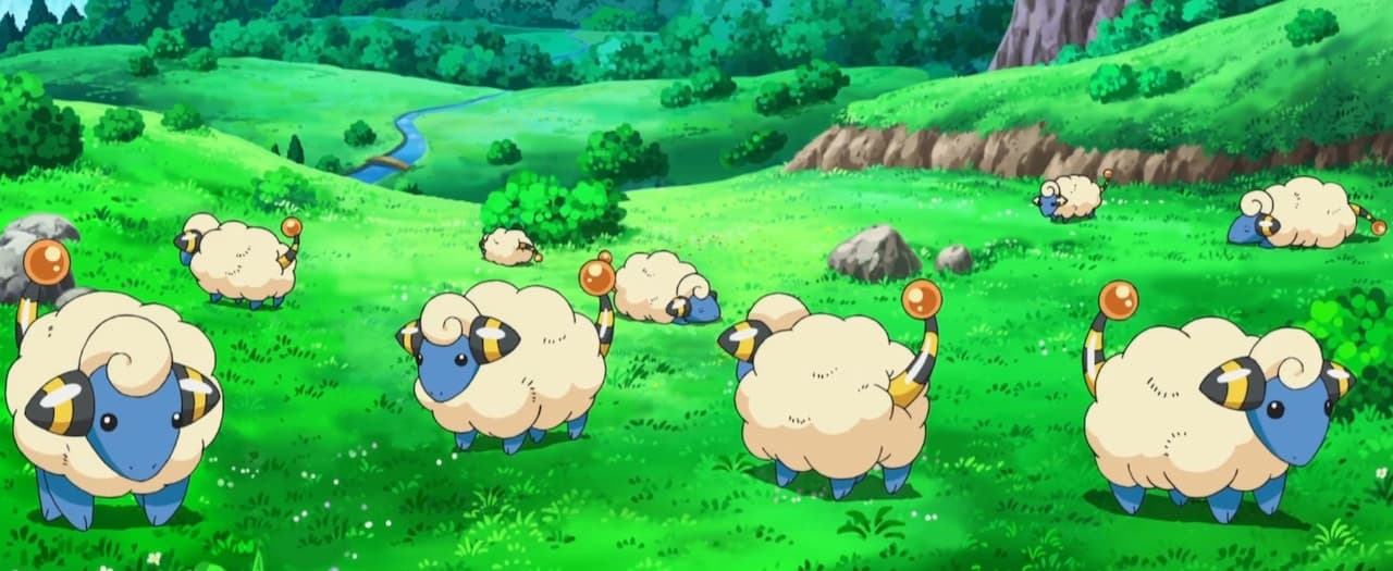 Mareep Screenshot