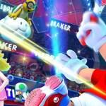 Mario Tennis Aces Illustration