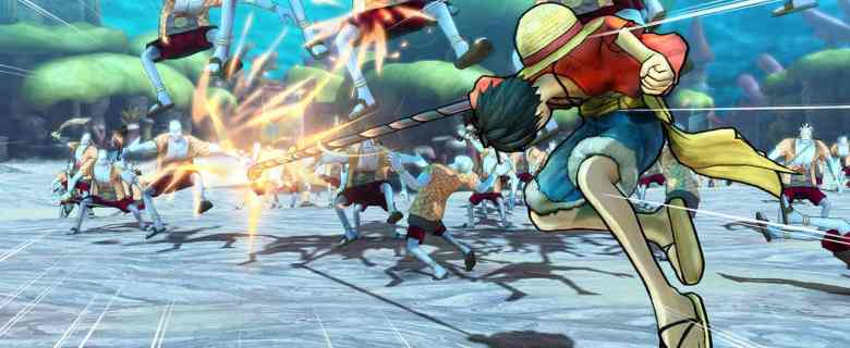 One Piece Pirate Warriors 3 Deluxe Edition Screenshot