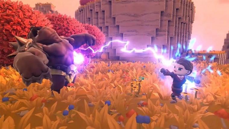 Portal Knights Review Screenshot 1