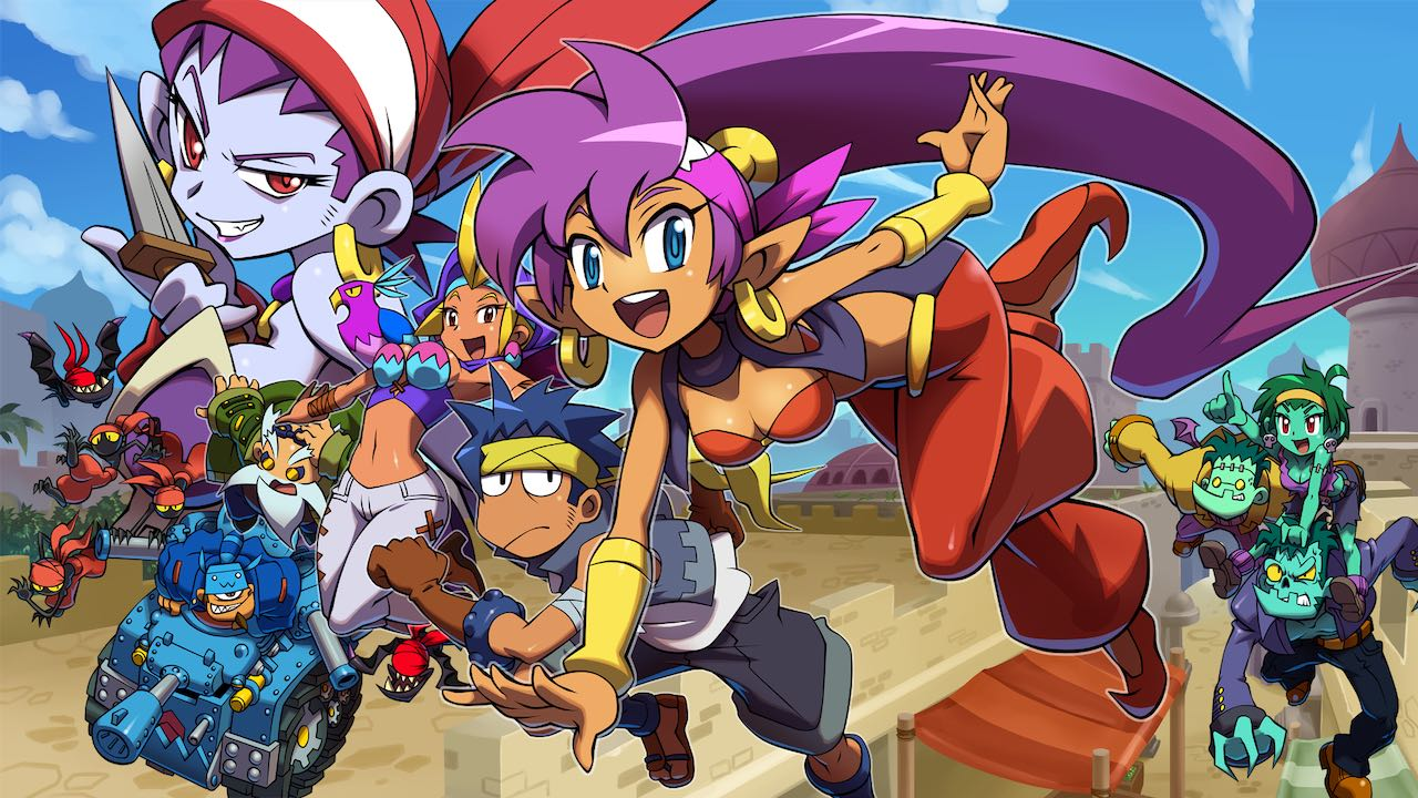 Shantae And The Pirate's Curse Review – Switch – Nintendo