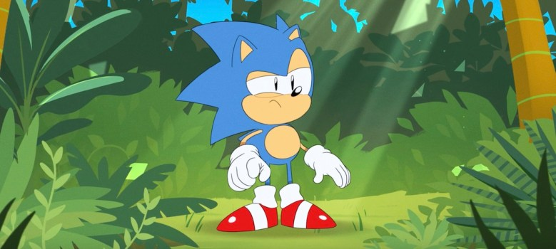 Sonic Mania Adventures: Part 1 Screenshot