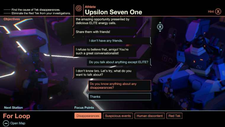 Subsurface Circular Review Screenshot 3