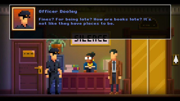 The Darkside Detective Review Screenshot 3