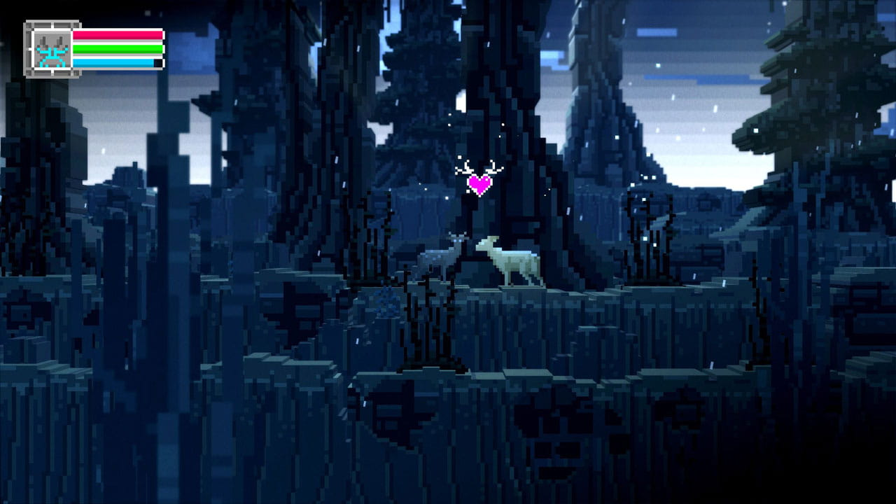 The Deer God Review Screenshot 2