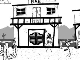 West Of Loathing Screenshot
