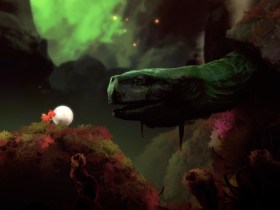 Yoku's Island Express Screenshot