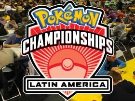 2018 Pokemon Latin American International Championships Logo