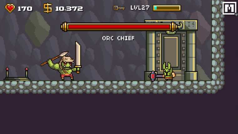 Devious Dungeon Review Screenshot 2