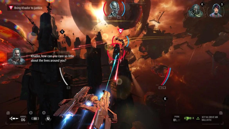 Manticore: Galaxy On Fire Review Screenshot 2