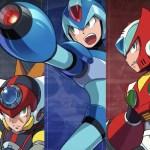 Mega Man X Legacy Collection Artwork