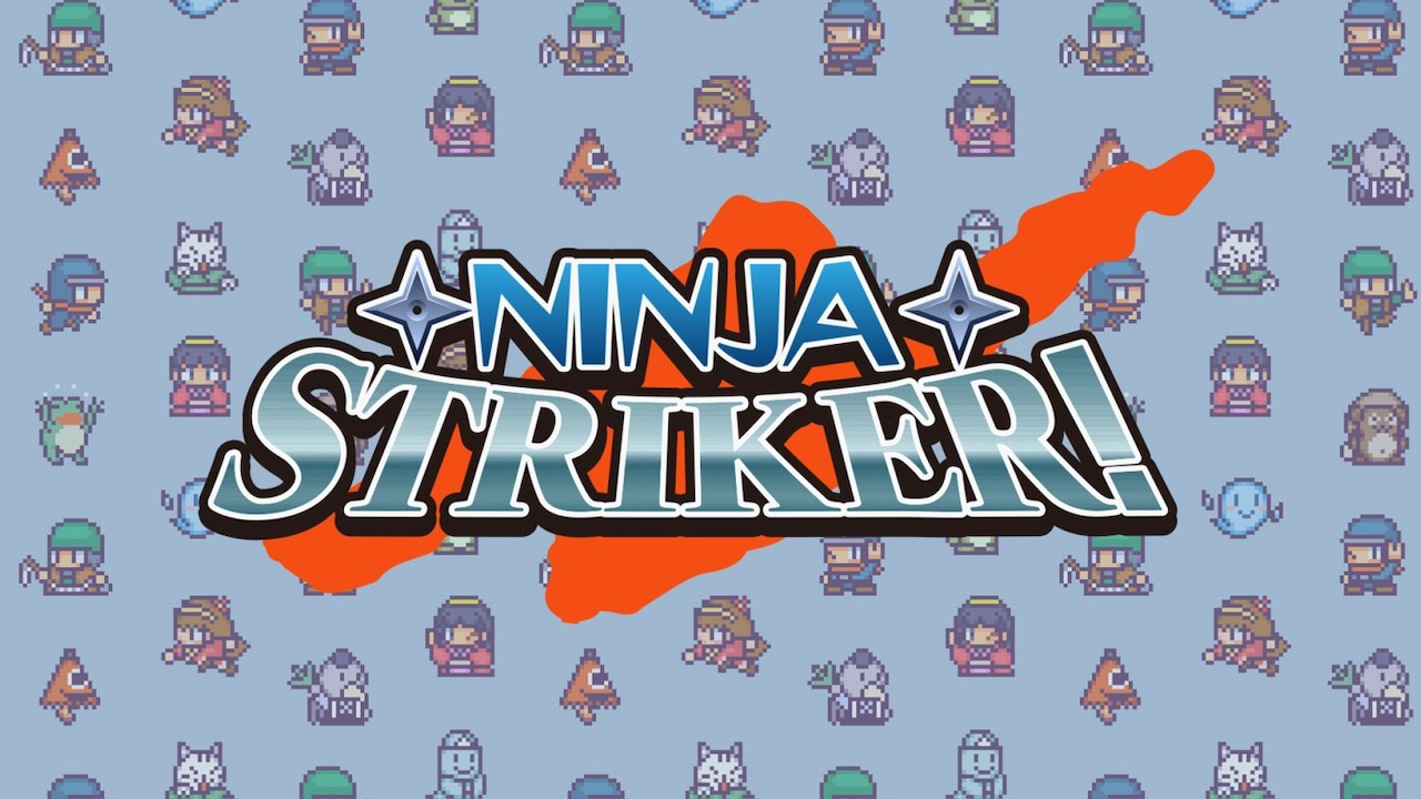 Ninja Striker! Review Header