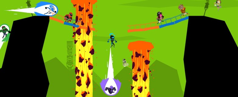 Runbow Switch Screenshot