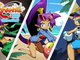 Shantae: Half-Genie Hero Costume Pack