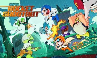 Super Rocket Shootout Review Header