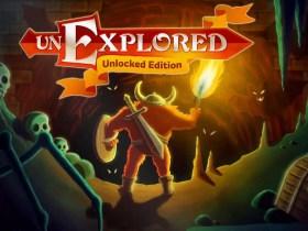 Unexplored: Unlocked Edition Artwork