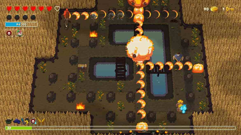 Bombslinger Review Screenshot 1