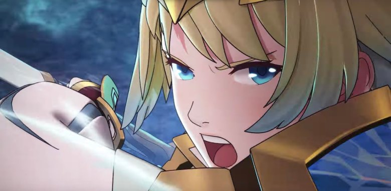 Fjorm Fire Emblem Heroes Screenshot