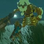 Lynel The Legend Of Zelda: Breath Of The Wild Screenshot