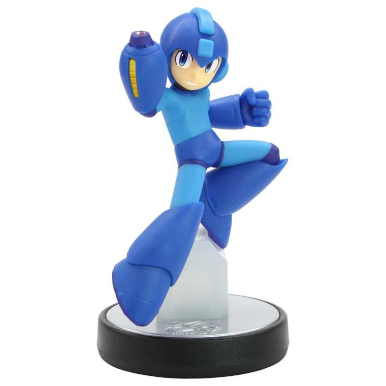 Mega Man 11 amiibo Photo 1