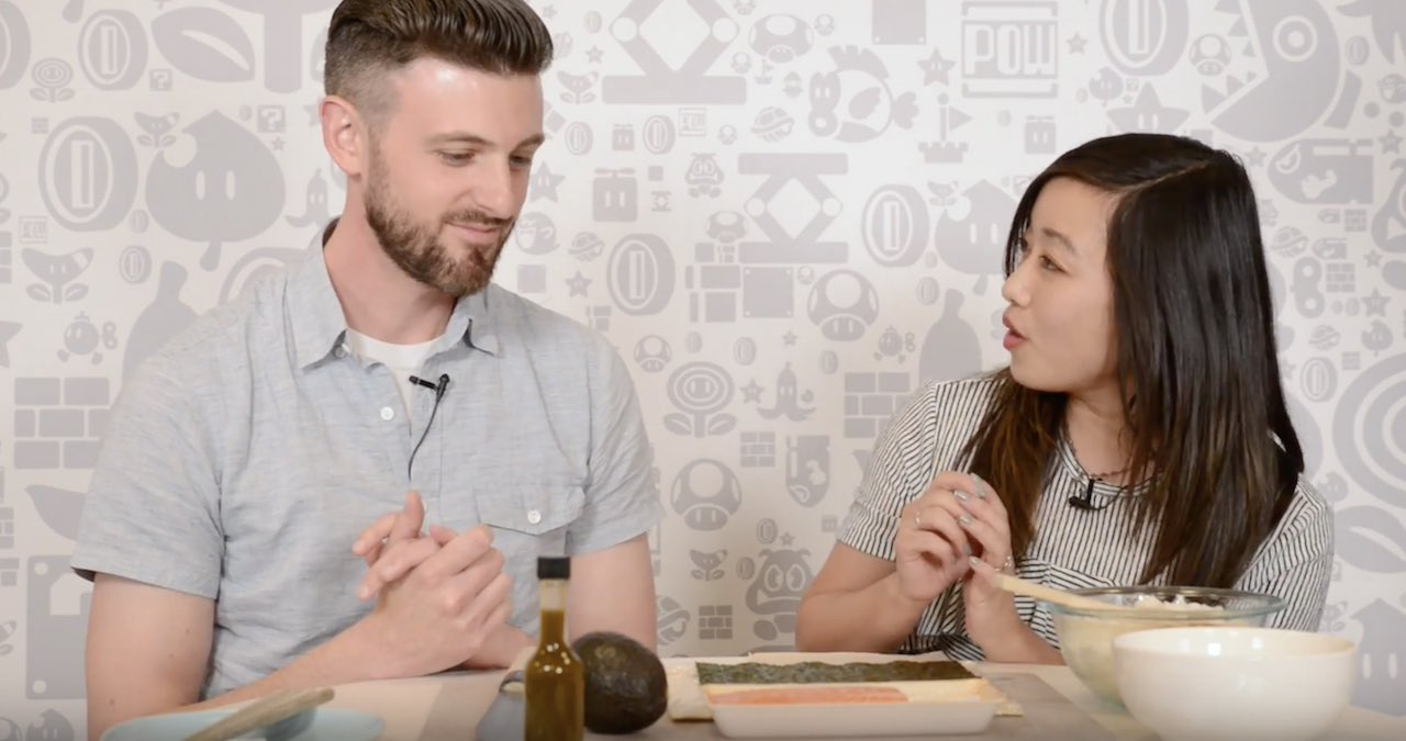 Nintendo Minute Sushi Striker