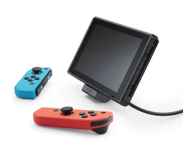 Nintendo Switch Adjustable Charging Stand Photo
