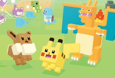 Pokémon Quest Key Art