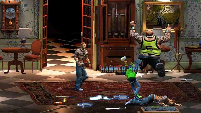 Raging Justice Review Screenshot 1