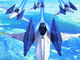 Star Fox: Grand Prix Arwings