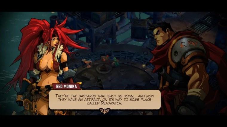 Battle Chasers: Nightwar Review Screenshot 2