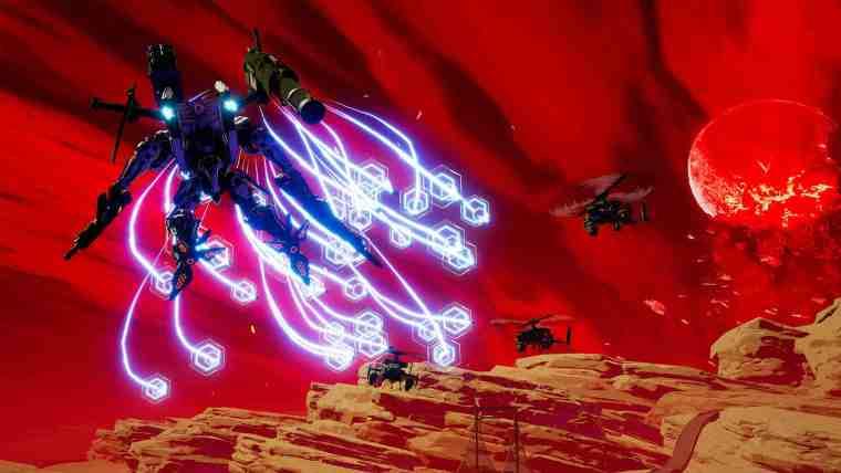 Daemon X Machina E3 2018 Screenshot 16