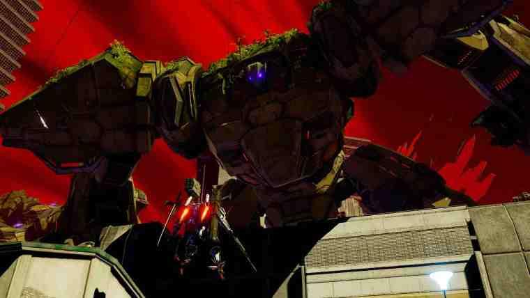 Daemon X Machina E3 2018 Screenshot 24