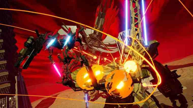 Daemon X Machina E3 2018 Screenshot 3