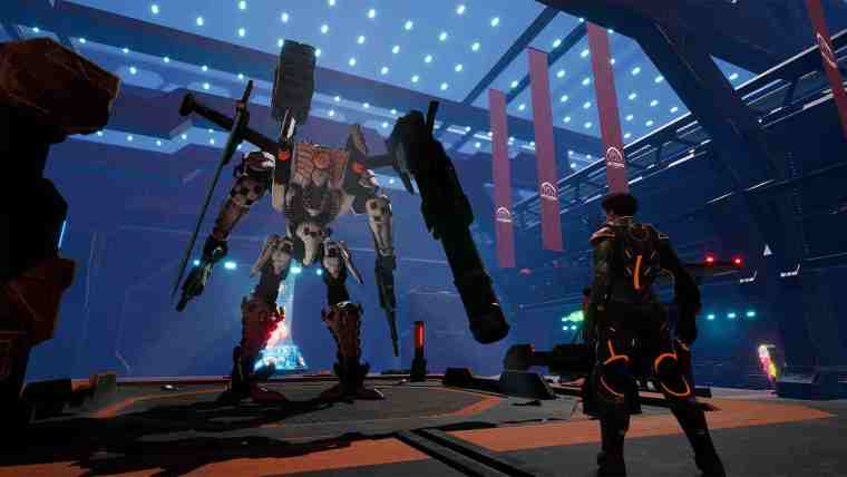 Daemon X Machina E3 2018 Screenshot 5