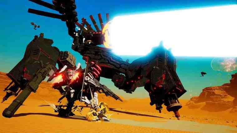 Daemon X Machina E3 2018 Screenshot 9