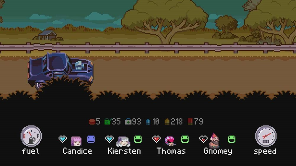 Death Road to Canada Review Screenshot 1