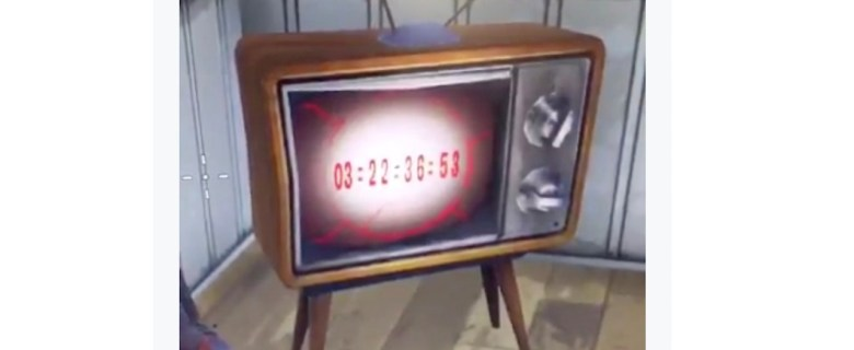 Fortnite Countdown Timer TV Screenshot