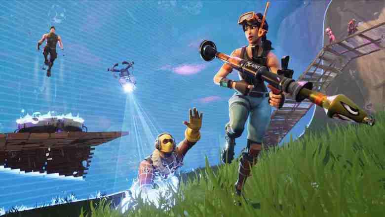 Fortnite E3 2018 Screenshot