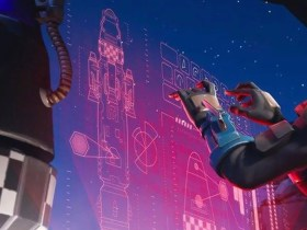 Fortnite Rocket Launch Screenshot