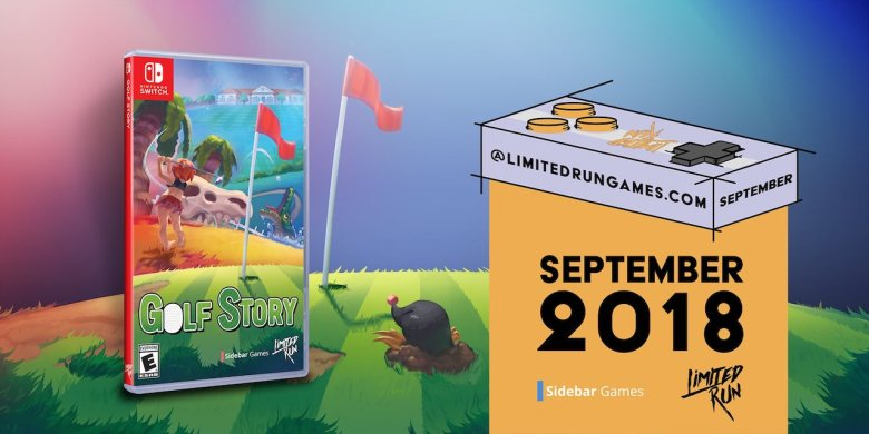 Golf Story Limited Run Games